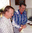 Bill and Mark Ellerman